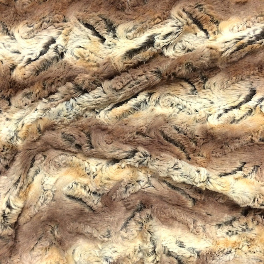 Fox Faux Fur Fabric