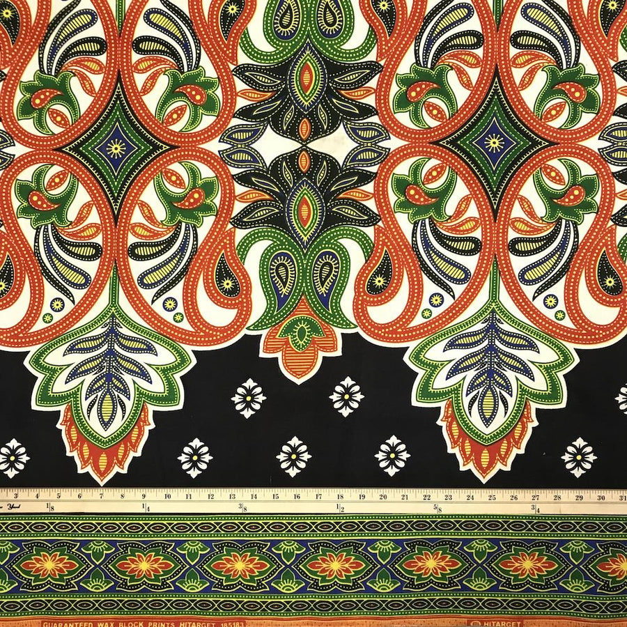 African Print (185183-1) Fabric