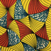 African Print (185165-1) Fabric