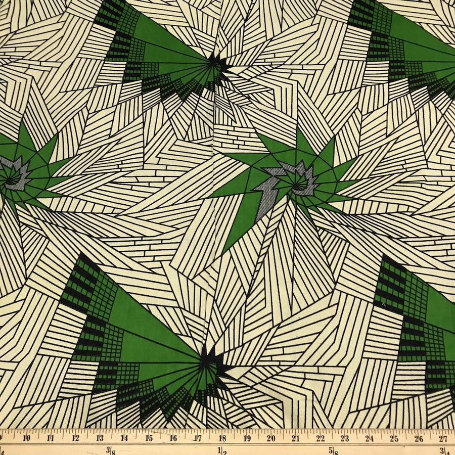 African Print (185163-3) Fabric