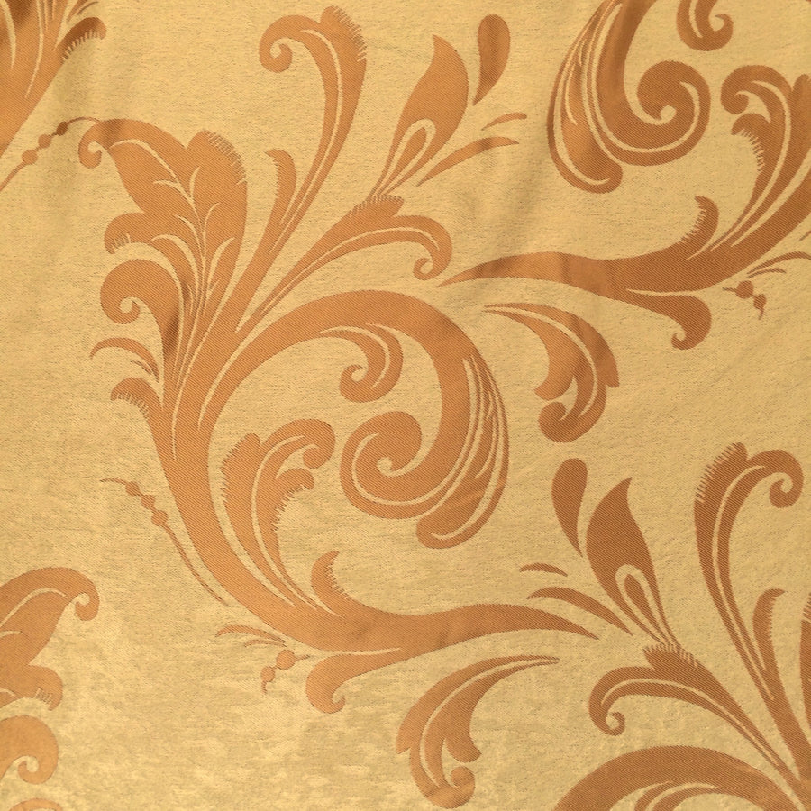 Gold Velvet Jacquard (901-3) Fabric