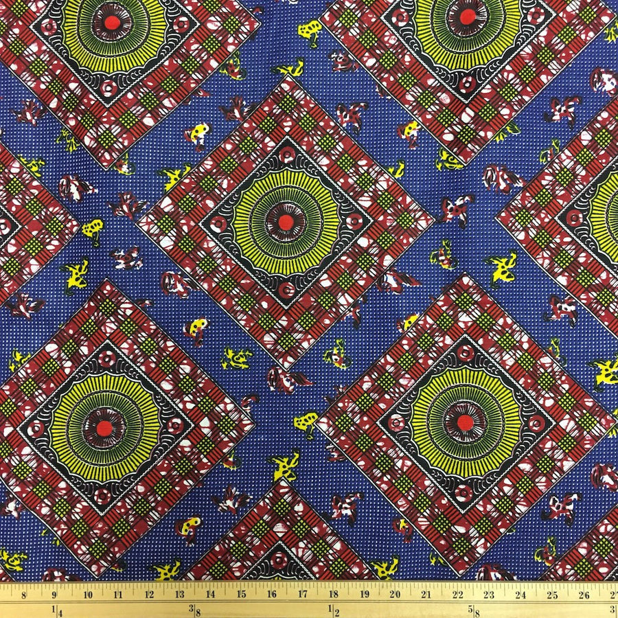 African Print (90124-1) Fabric