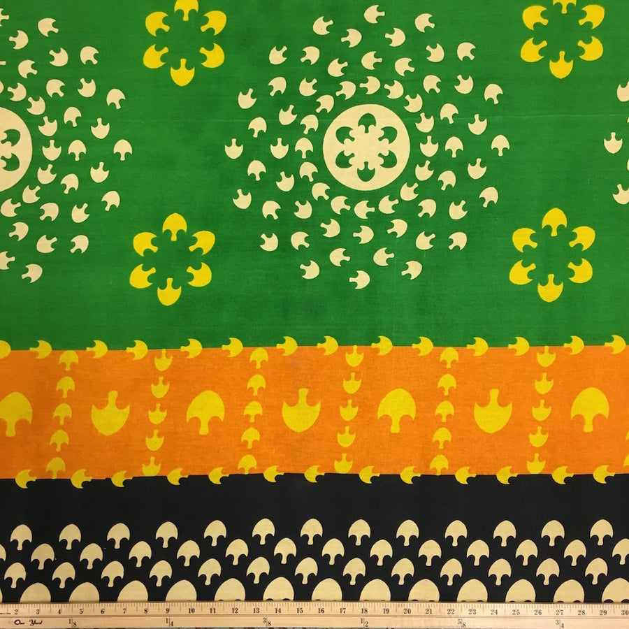 African Print (90125-2) Fabric