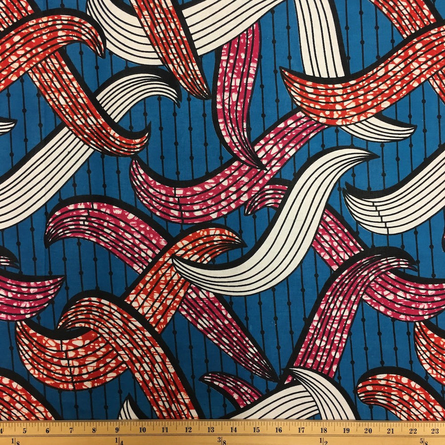African Print (90128-2) Fabric