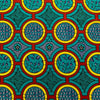 African Print (90213-1) Fabric