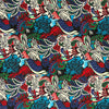 African Print (90229-2) Fabric