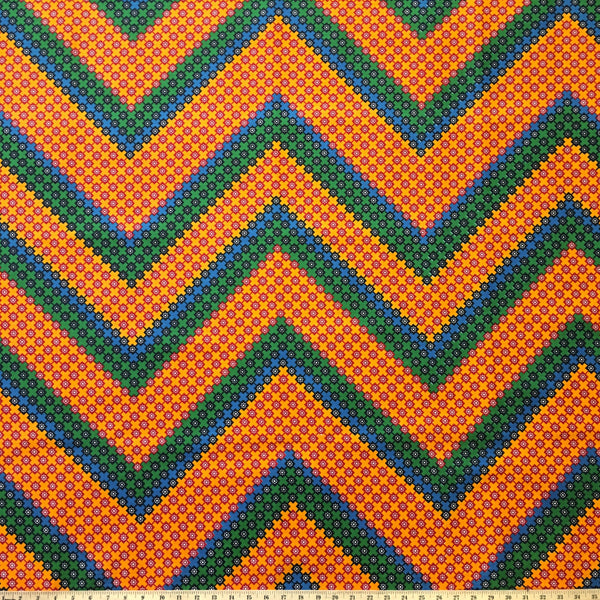 African Print Fabric 100 Cotton 44 Quot Wide 4 99 Yard