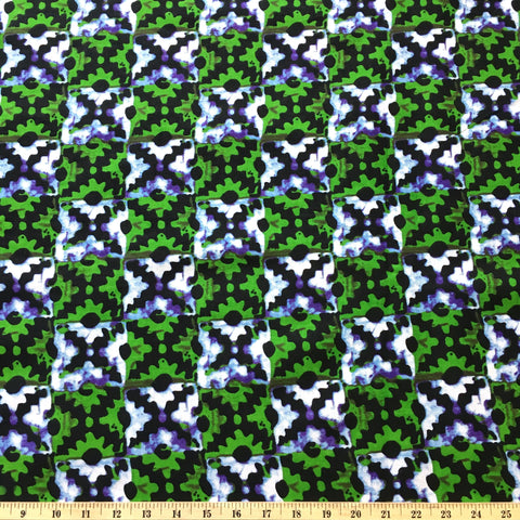 African Print (90123 4) Fabric