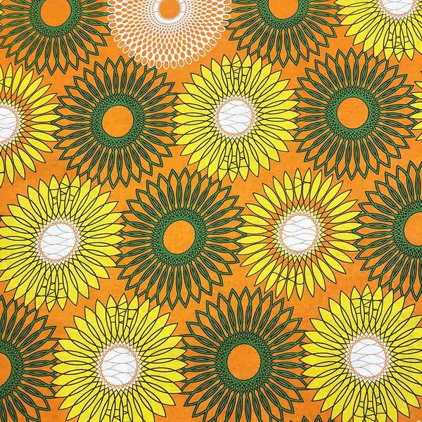 African Print (90175-5) Fabric
