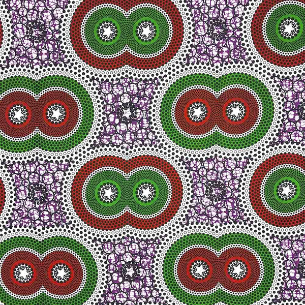 African Print (90179-4) Fabric