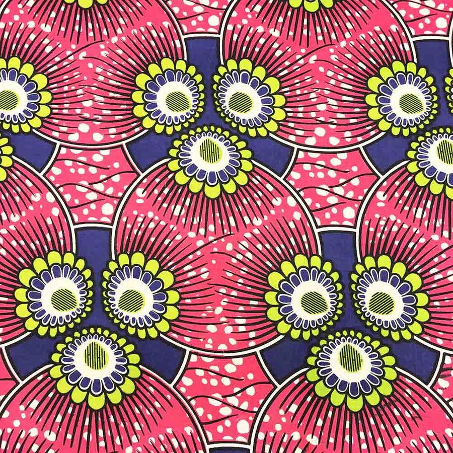 African Print (90157-3) Fabric