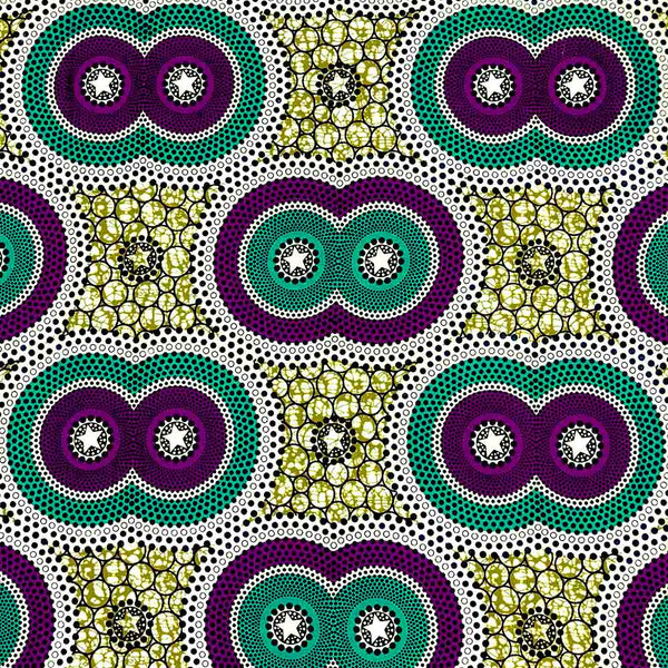 African Print (90179-2) Fabric