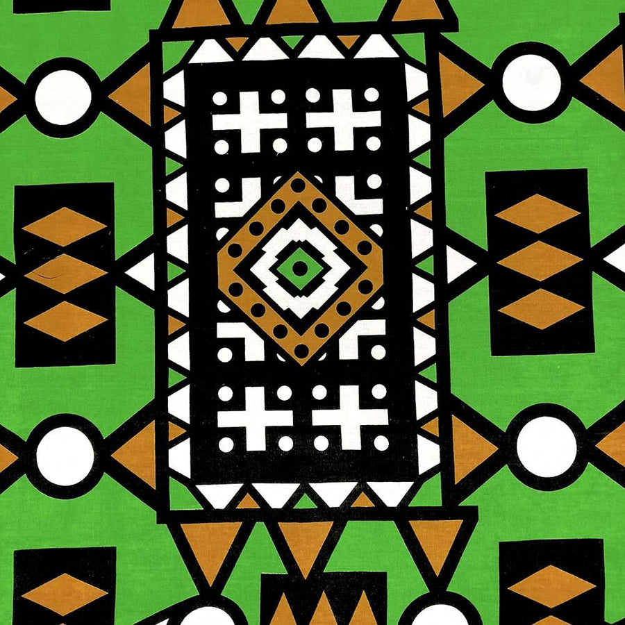 African Print (90196-1) Fabric