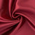 Stretch Charmeuse Satin Rod Pocket Curtains - Burgundy