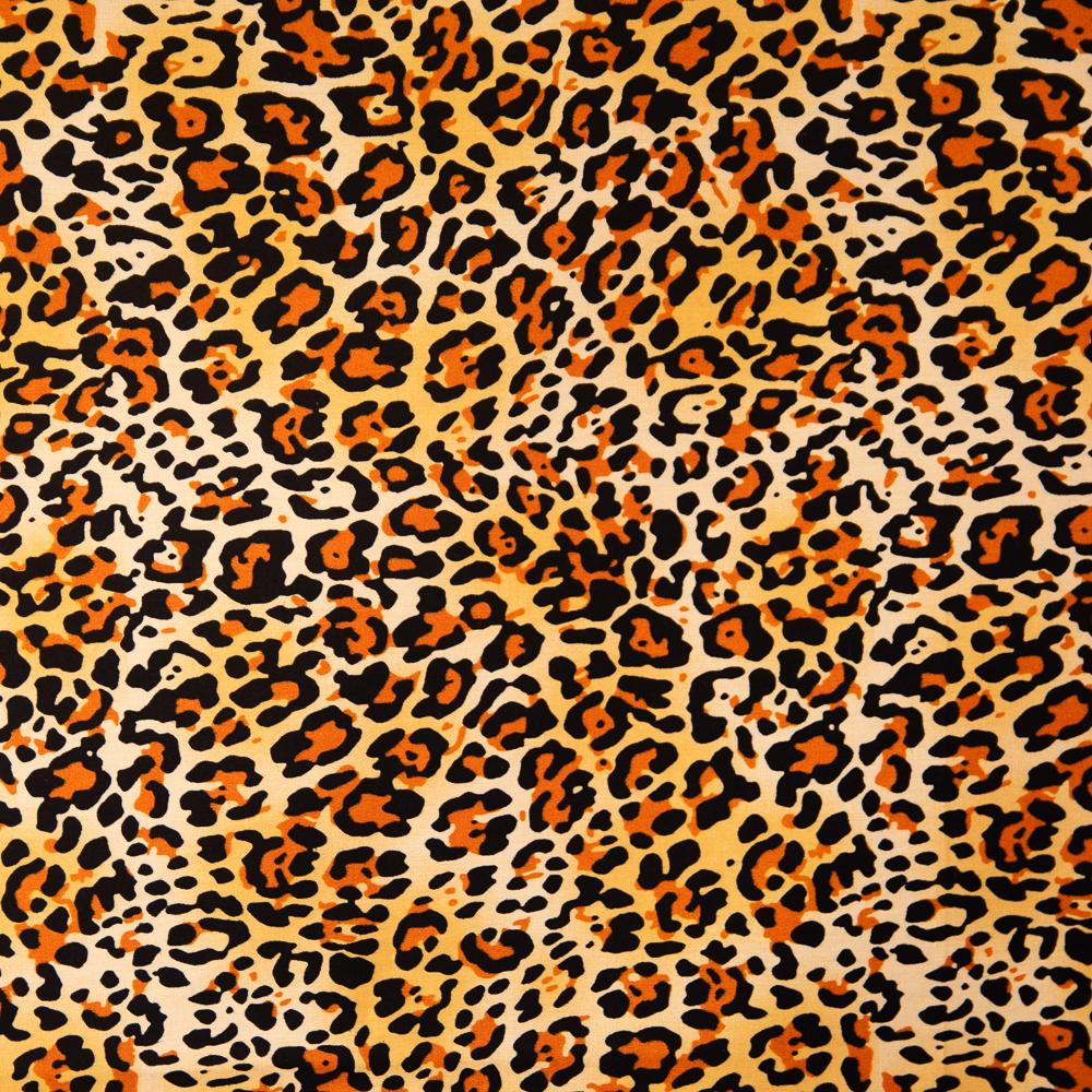 Cheetah Print Cotton