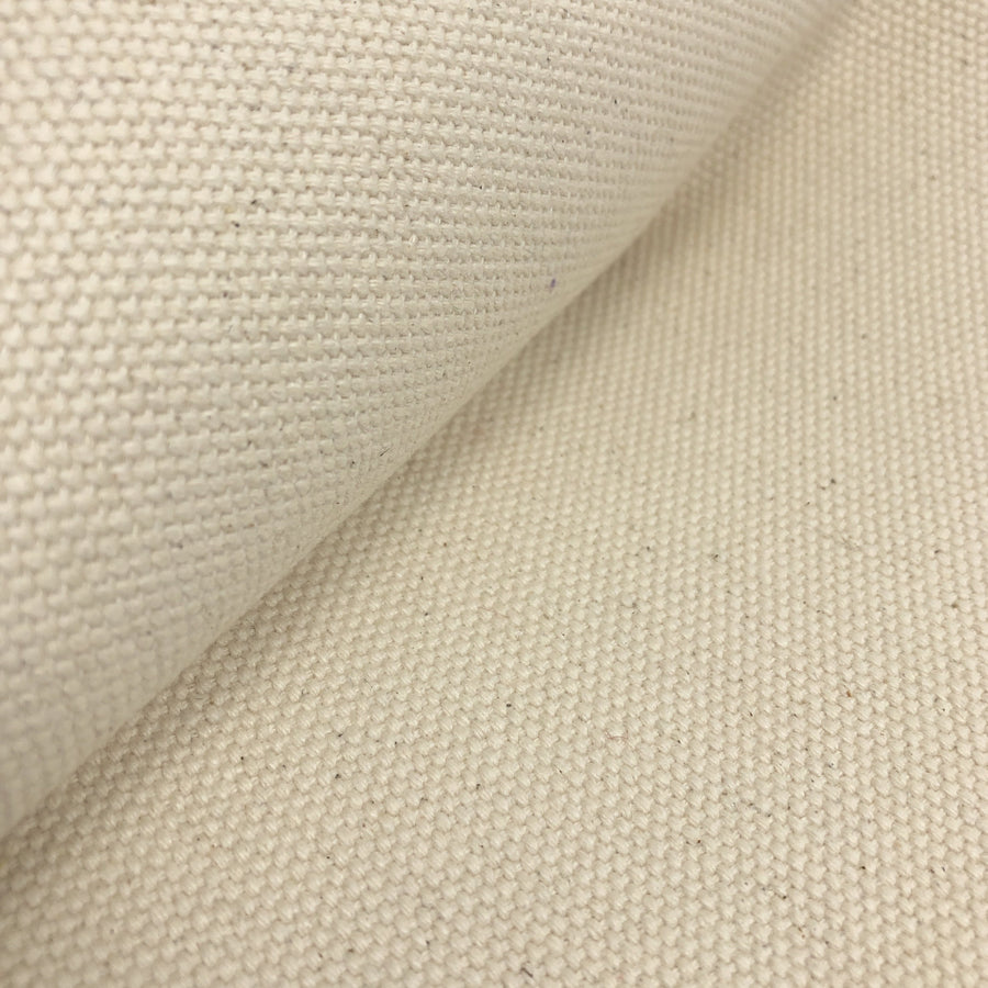 #4 Natural Cotton Duck Canvas (24 oz) Fabric