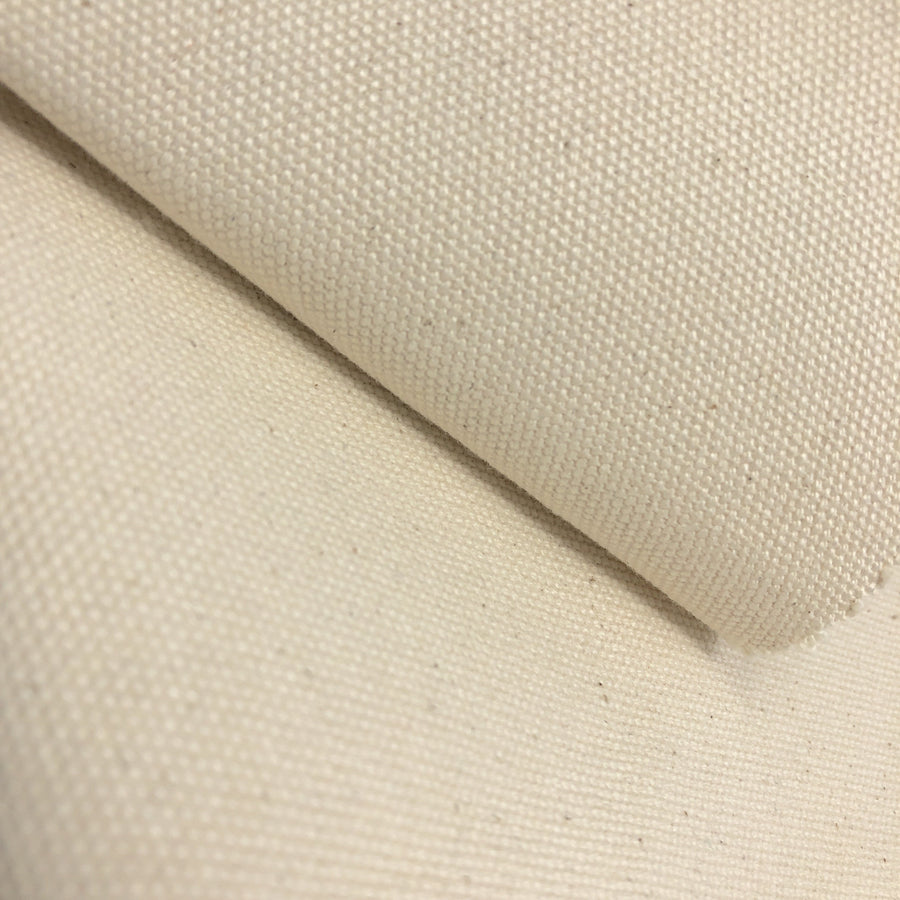 #8 Natural Cotton Duck Canvas (18 oz) Fabric