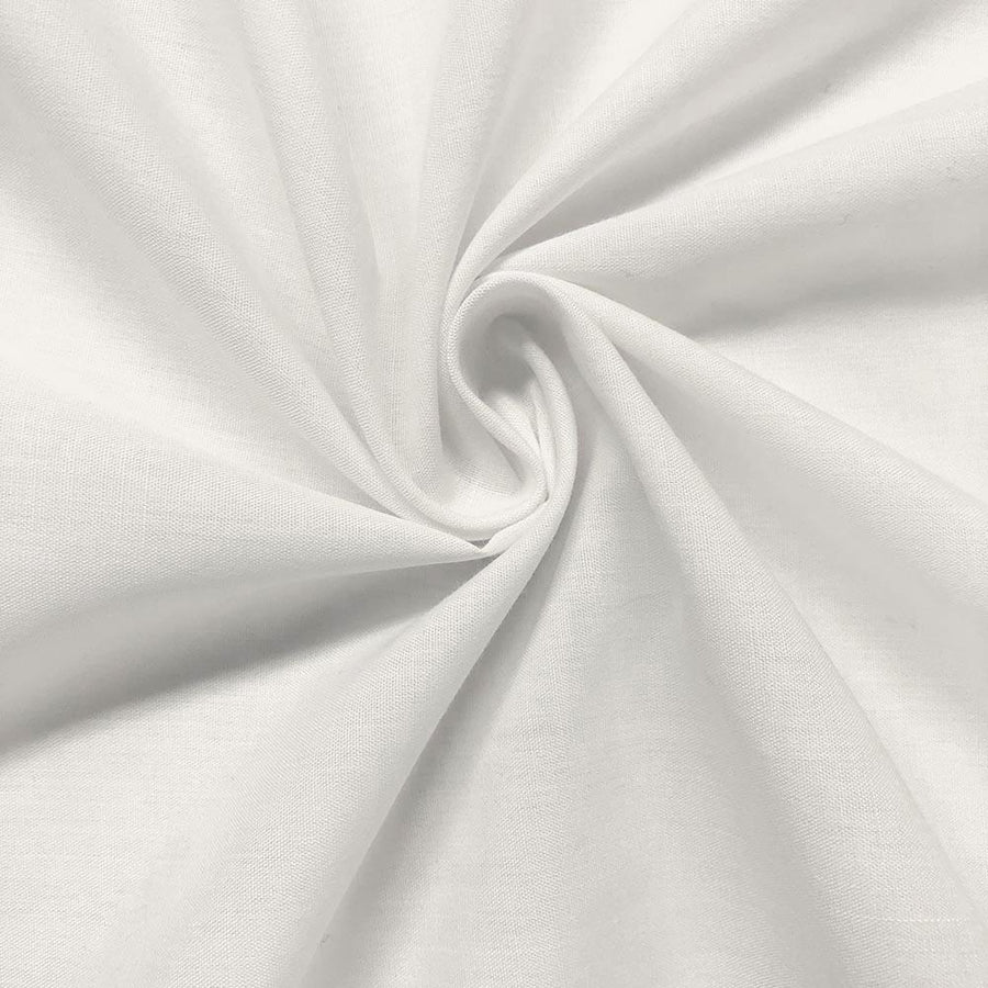 "Cotton Polyester Broadcloth (60"") Fabric"