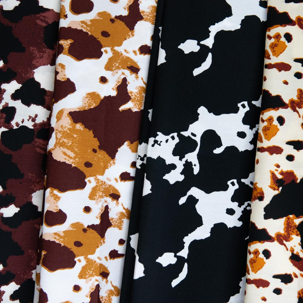 Cow Print Cotton