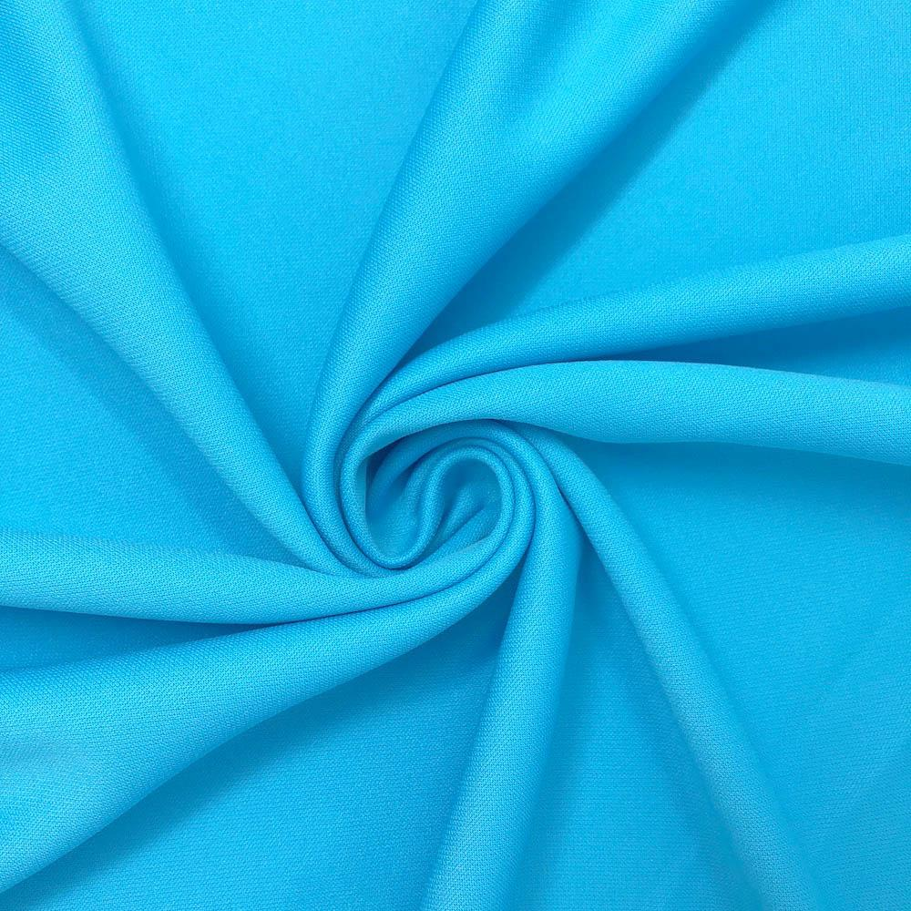 New Good Quality Scuba Double Jersey Polyester Lycra Fabric Material Heavy