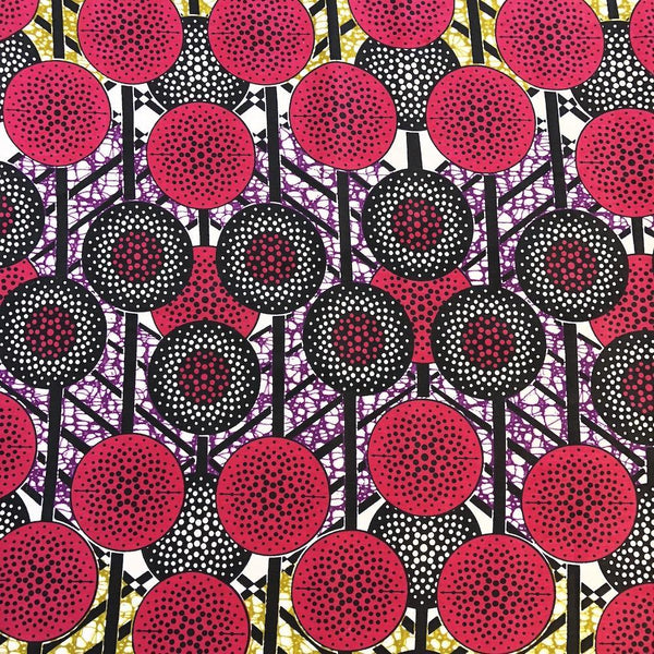 African Print (185164-3) Fabric