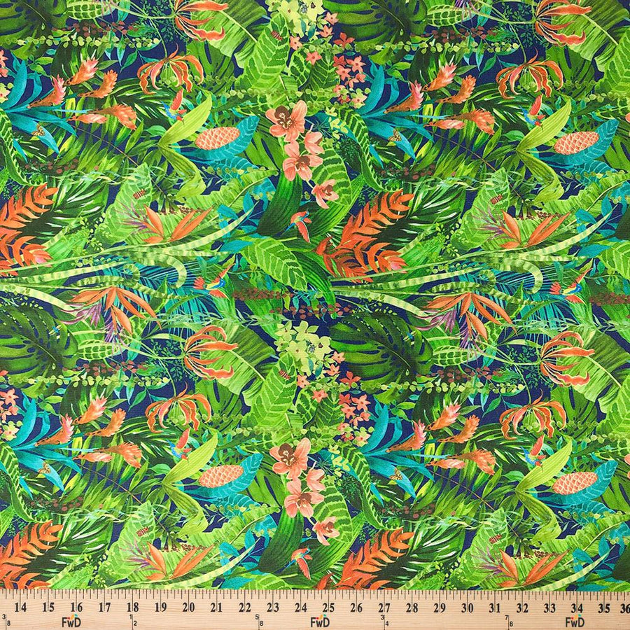 Ottertex® Canvas Printed - Jungle