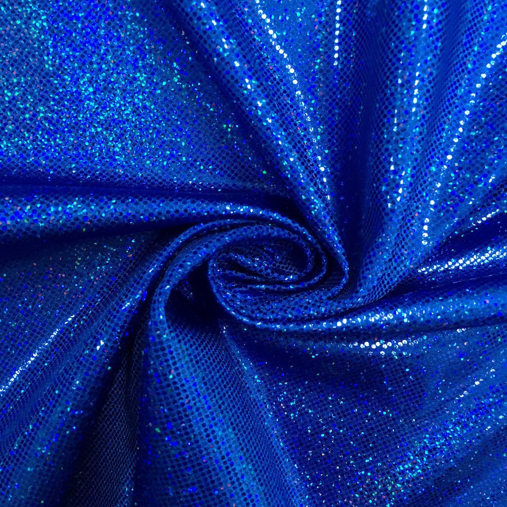 "Nylon Spandex Hologram Medium Dot Fabric 60"" Wide $13.99 ..."