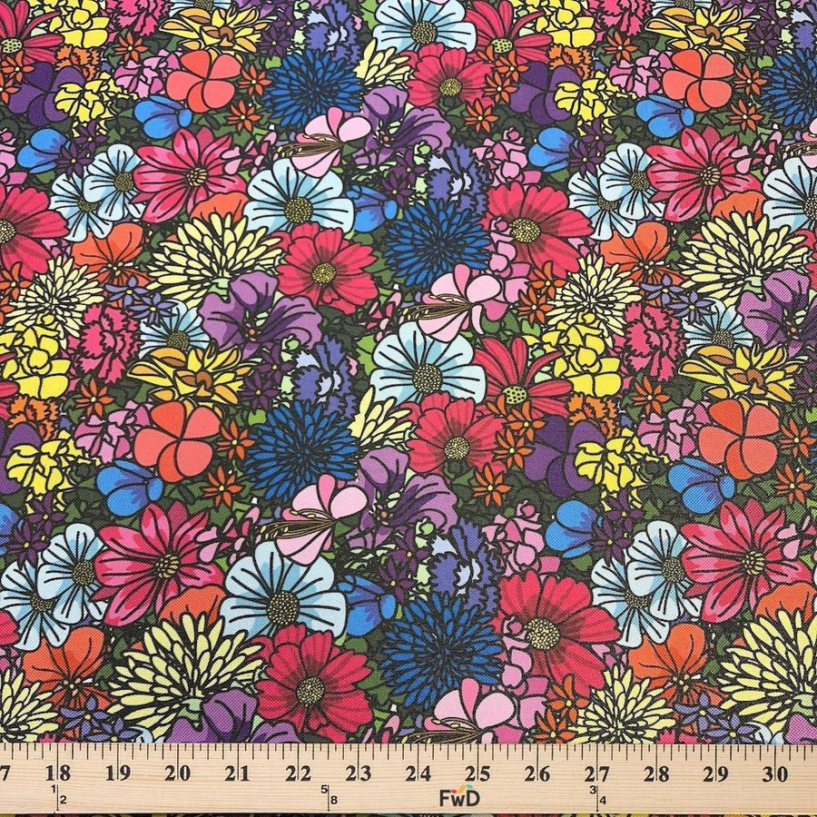 Ottertex Canvas Printed - Meadow