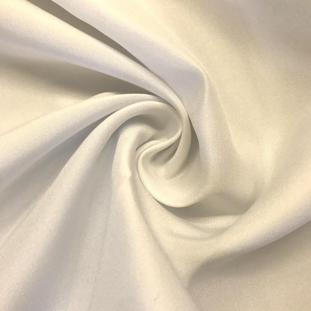 Awesome PALE SILVER GRAY Low Sheen PEAU DE SOIE Light Weight Solid SATIN Fabric