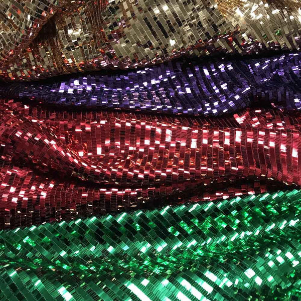 Fancy Sequins Fabric