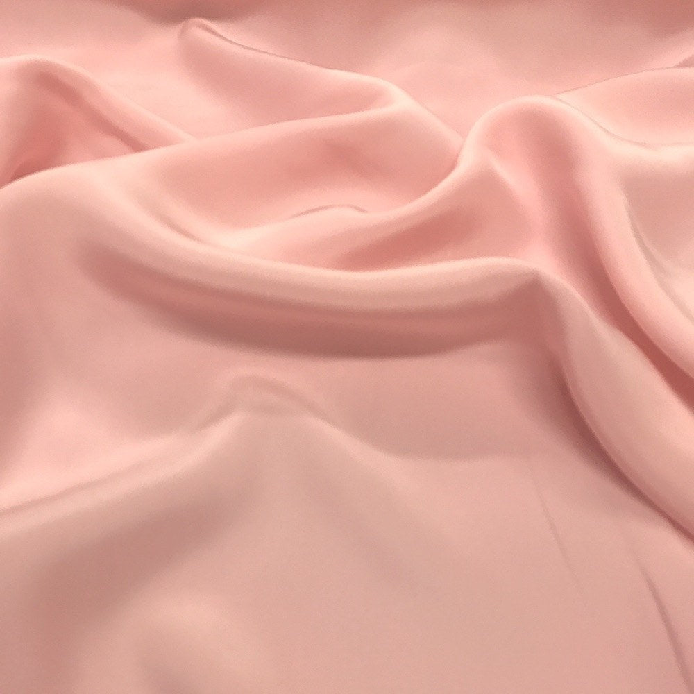 1500M109 42 Wide Stretch Silk Charmeuse Bisque By the Yard