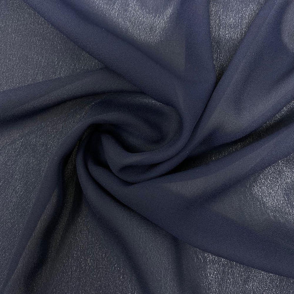 "Plain Dyed Georgette (60"")"