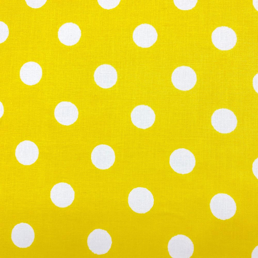 "Polka Dot Large 43/44"" (Colored Background)"