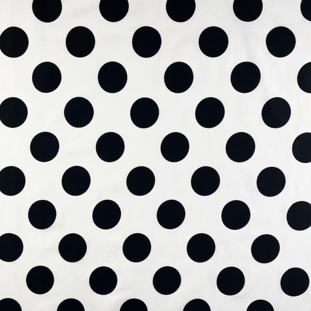 "Polka Dot Extra Large 58/60"" (Colored Background)"