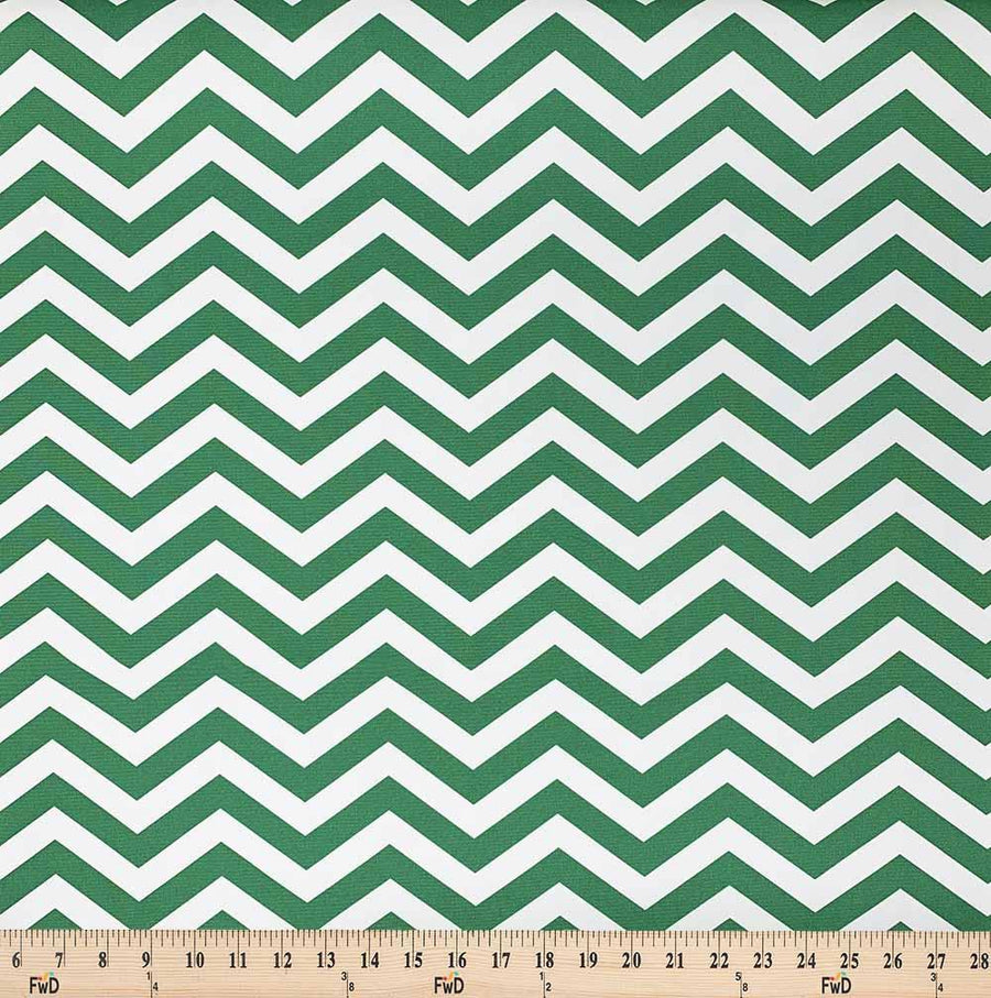 Ottertex® Canvas Printed - Zig Zag
