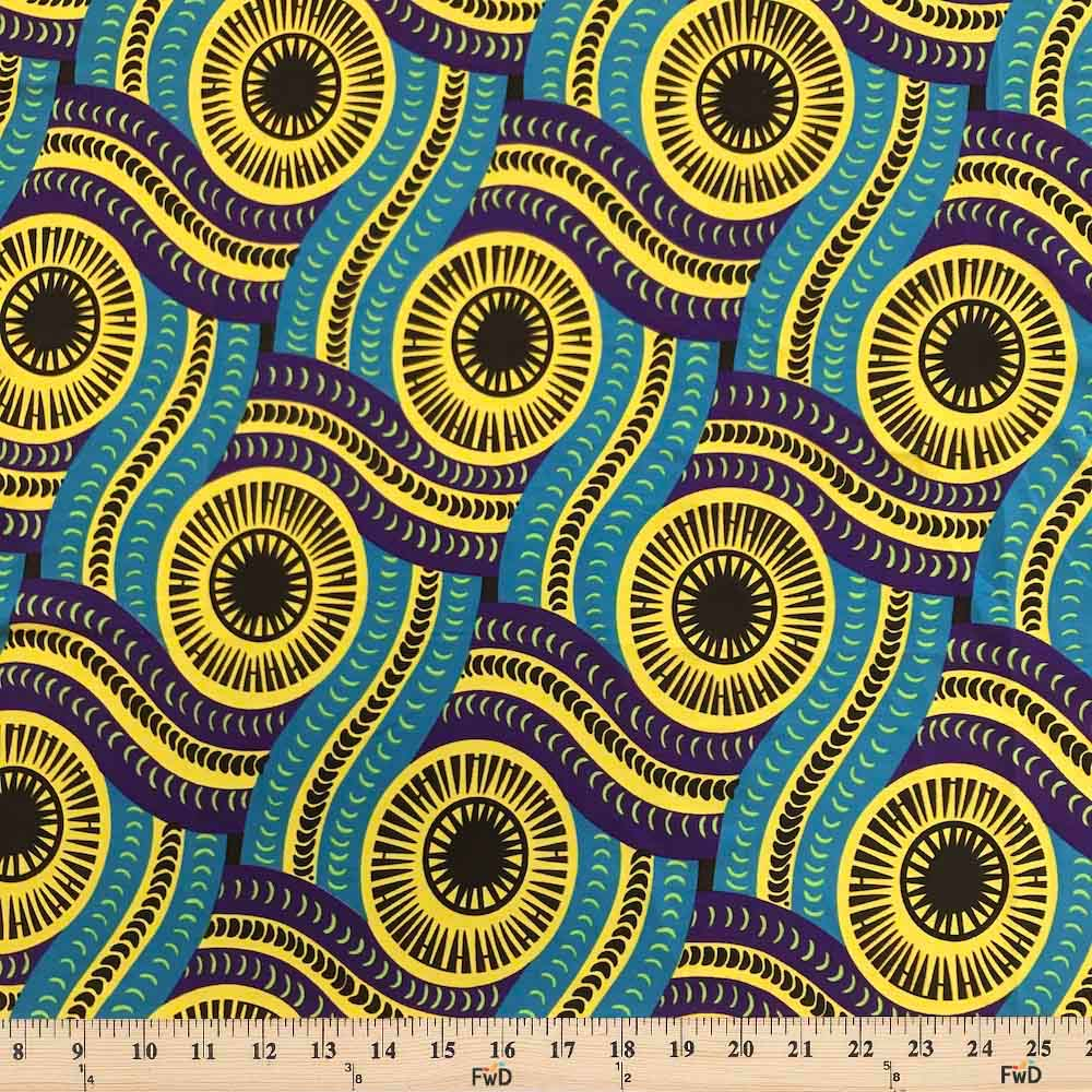 Serpent African Print DTY Brushed (2-2)