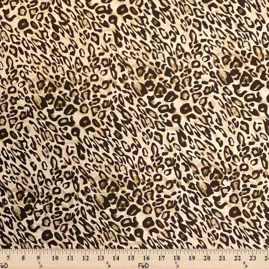 Leopard Printed DTY Brushed (9-1)