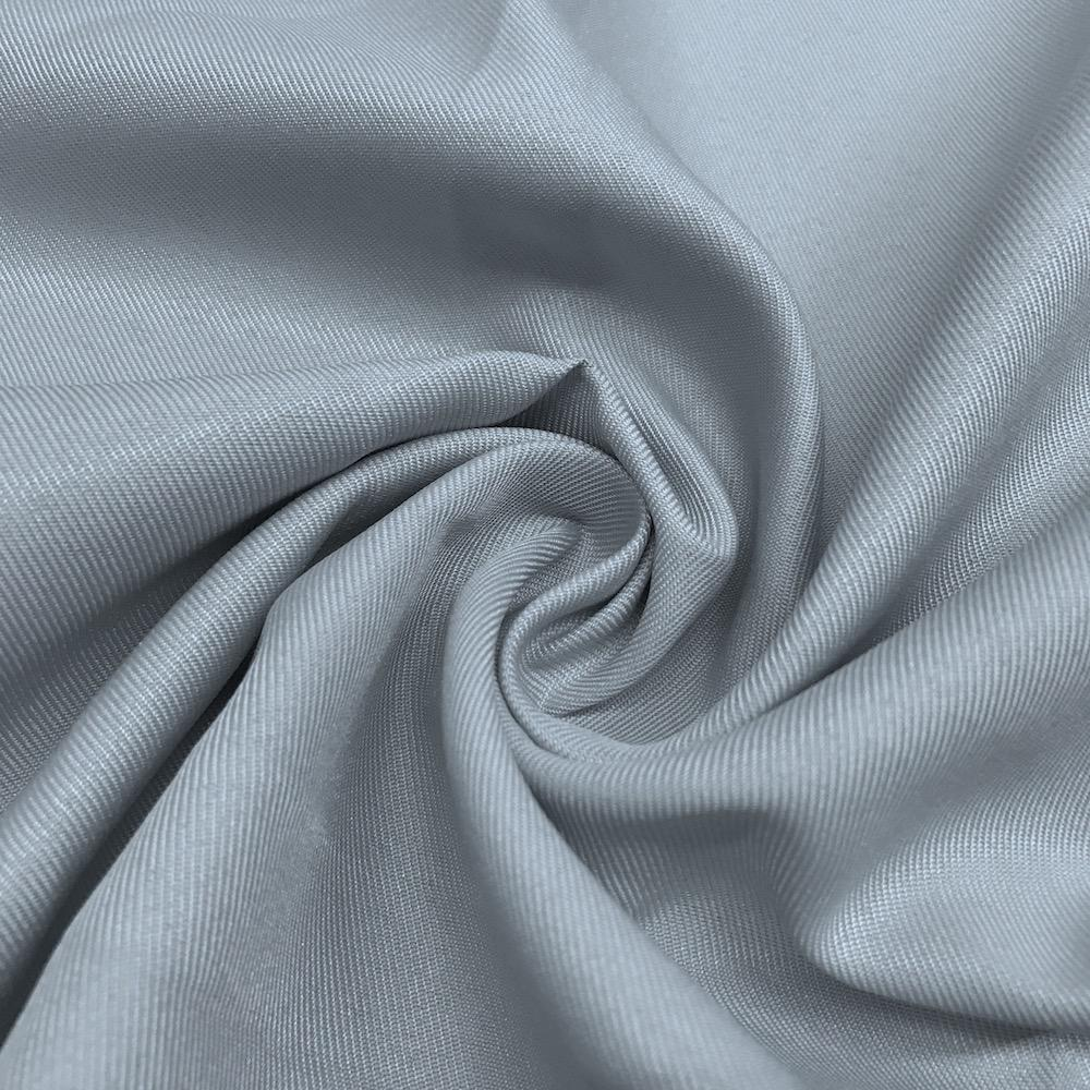 "Black Polyester Twill 60/"" Wide Dress Fabric"