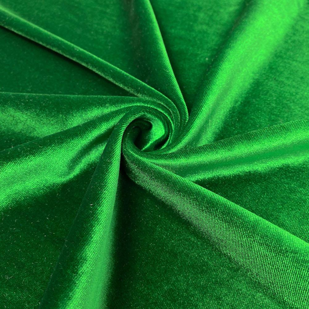 """54/"""" by the yard Hand Dyed Cotton VELVETEEN Fabric KELLY GREEN"""