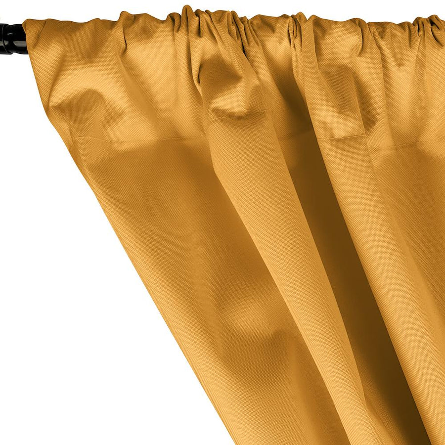 Ottertex® Canvas Waterproof Rod Pocket Curtains - Sunflower