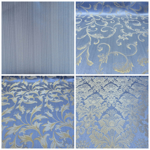 Jacquard Damask Fabric Collection Beautiful Colors