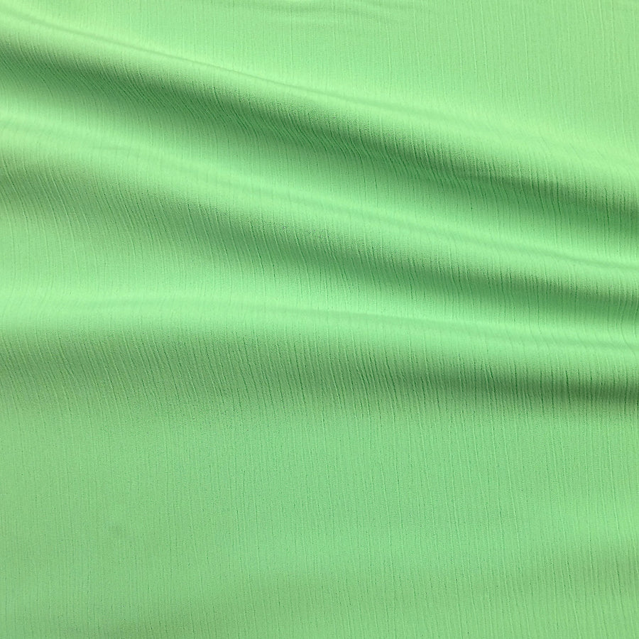 Crinkle Polyester Fabric
