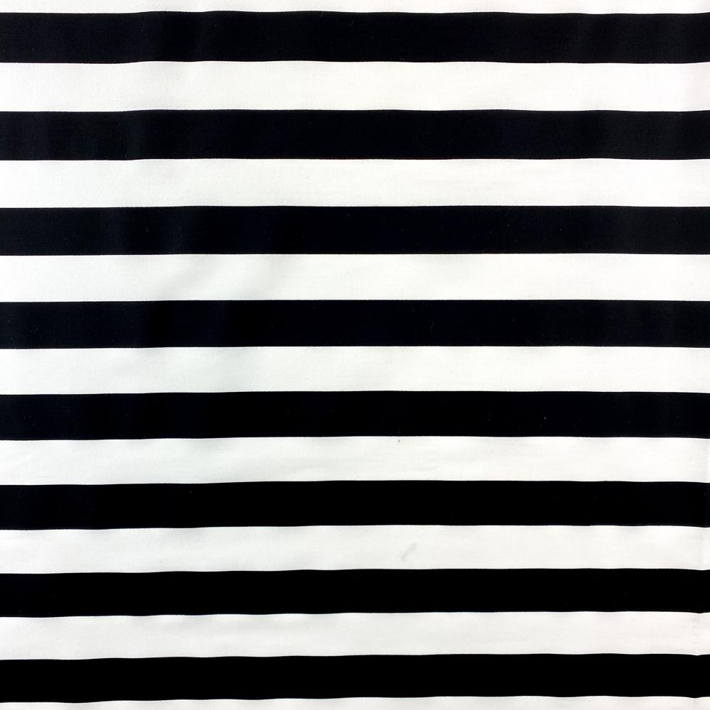 Printed Striped Cotton