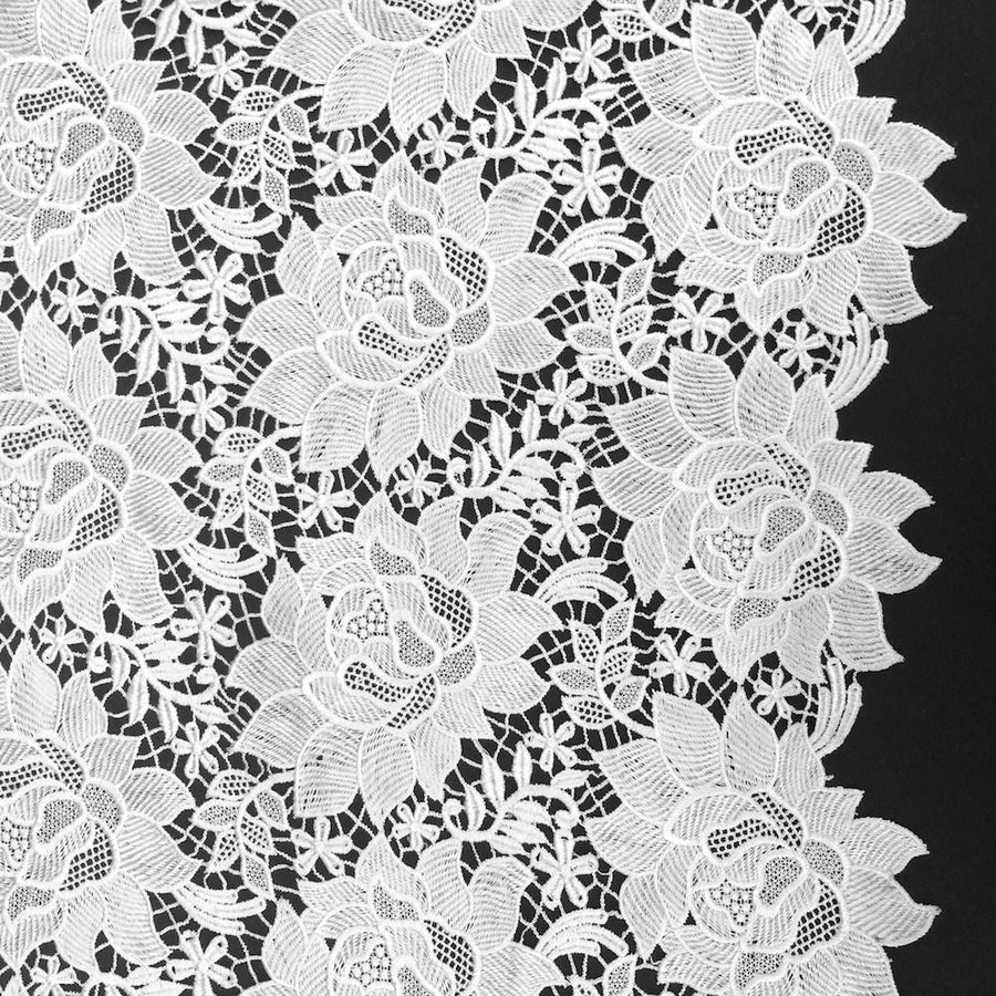 Ester Guipure French Venice Lace Fabric