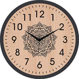 गैलरी व्यूवर में इमेज लोड करें, Webelkart Designer Plastic Wall Clock for Home/Living Room/Bedroom / Kitchen- 9.50 in (with Ajanta Movement)