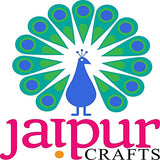 Load image into Gallery viewer, JaipurCrafts Plastic Antique Wall Clock (Multi_2 Inch X 12 Inch X 12 Inch)