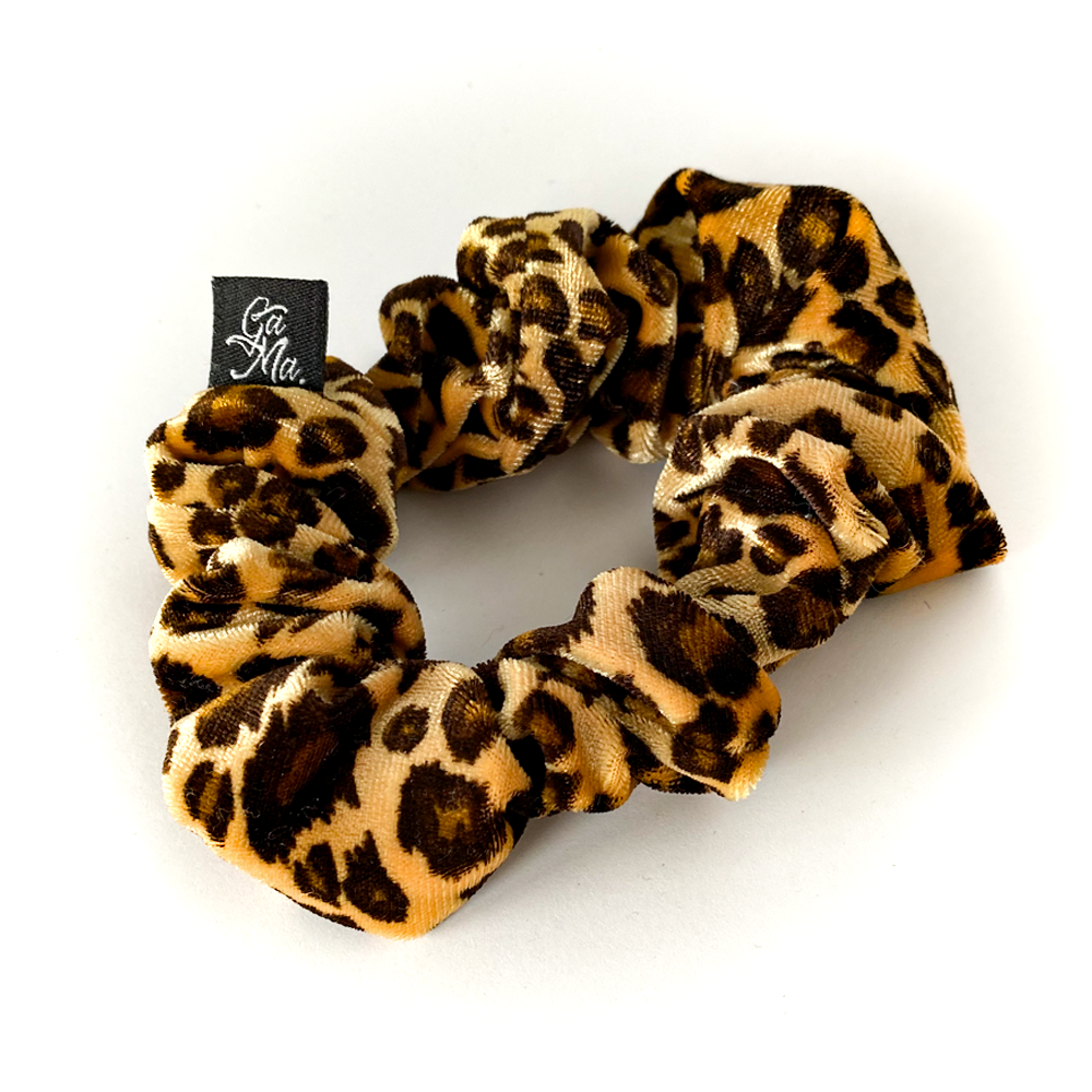 Scrunchie – Animal Print!