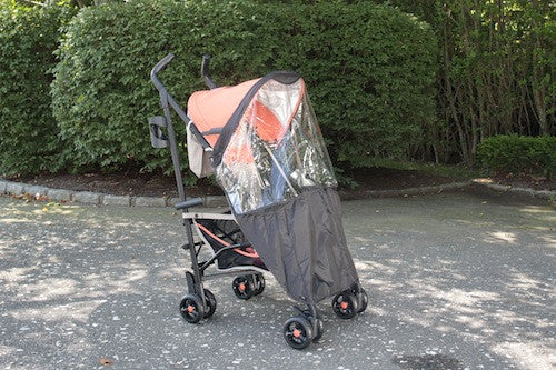 Rain and Wind Cover for the Series 100 or Series 300 Stroller
