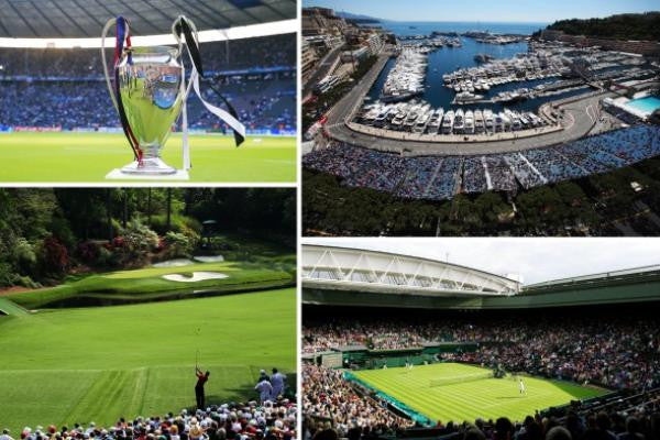 4 SPORTING EVENTS WORTH TRAVELING FOR