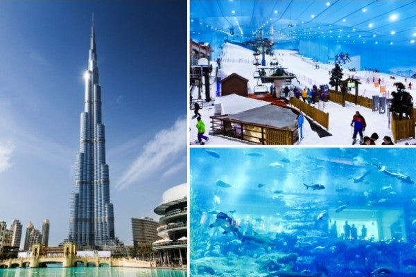 A City Guide To Dubai